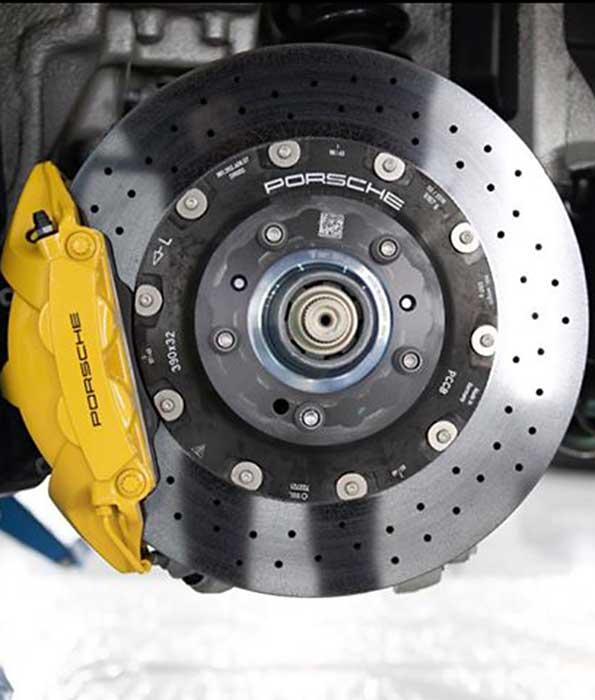 New Car Preparation Wheels