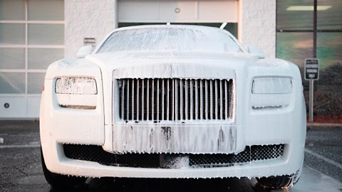 Rolls Royce Ghost Correct Protect Preserve Simple Details Of