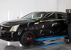 Cadillac CTS V Car Detailing
