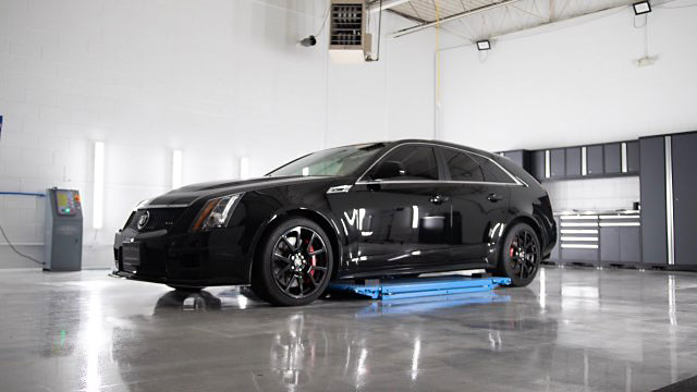 Cadillac CTS V Simple Details