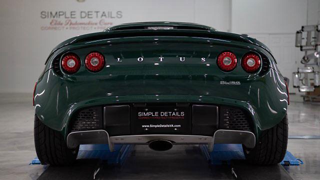 Lotus Elise Elite Automotive Care