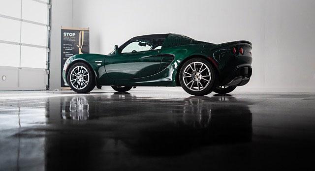 Lotus Elise Professional Detailing