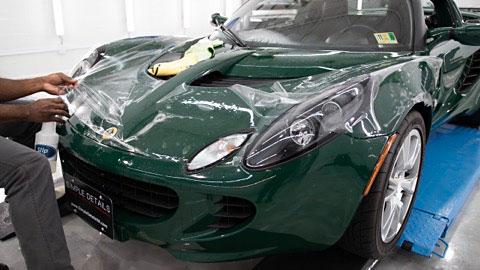 Lotus Elise Protection Film