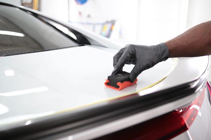 Acura NSX Auto Detailing