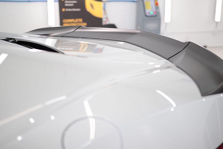 Acura NSX Detailing Mirror Finish