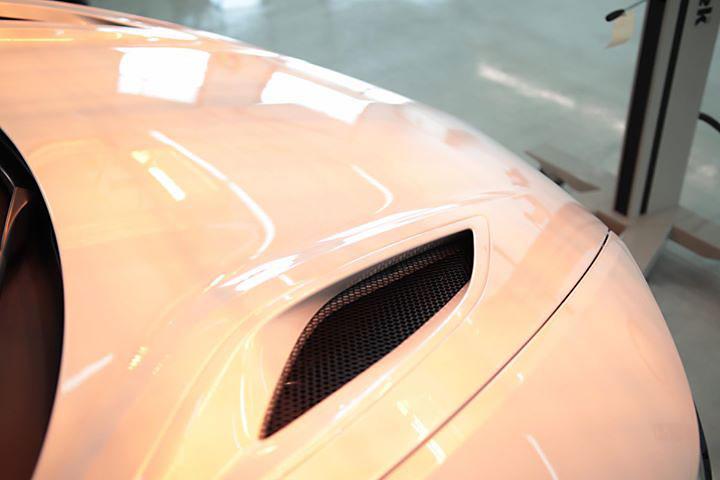 Acura NSX Kamikaze Curing Ceramic Coating