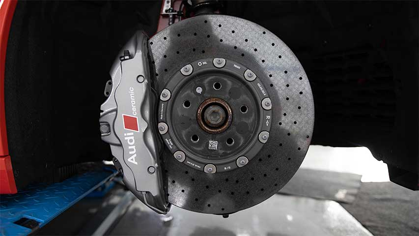 Audi R8 V10 Brake Calipers