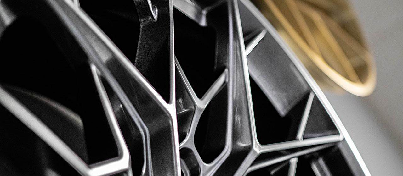 Custom Wheels Detailing Ceramic Coating