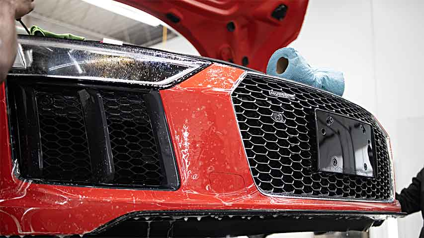 Full Wash Audi R8 V10