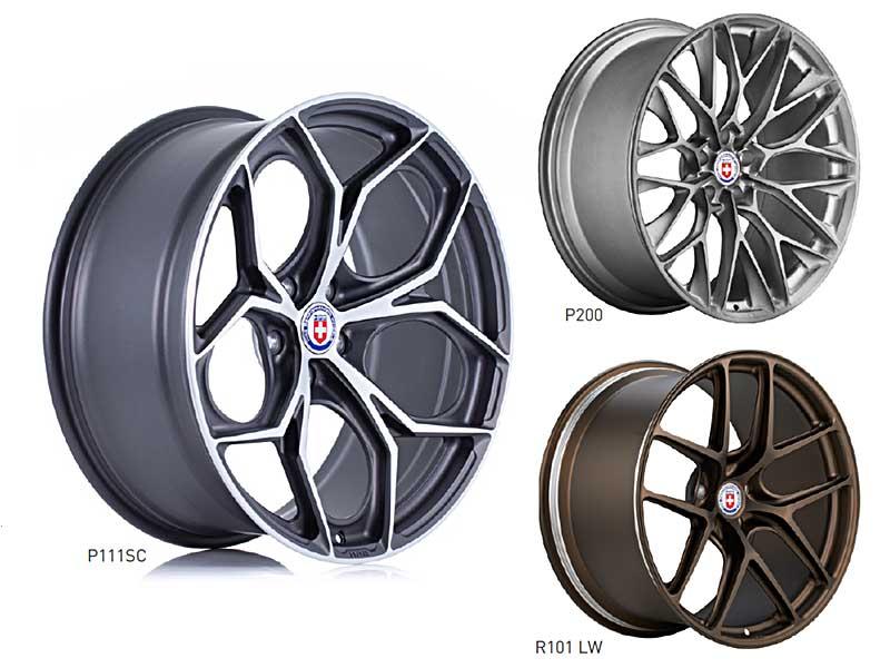 HRE Monoblok Custom Wheels