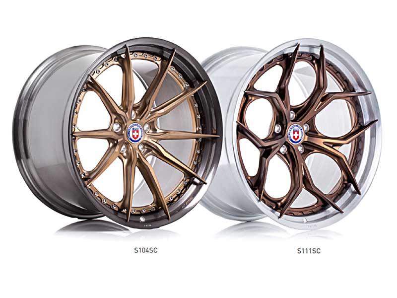 HRE Wheels 2-Piece FMR