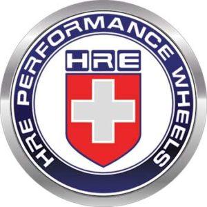 HRE Performance Wheels Logo