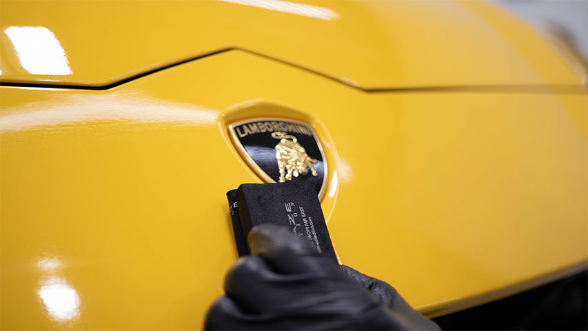 Lamborghini Paint Protection