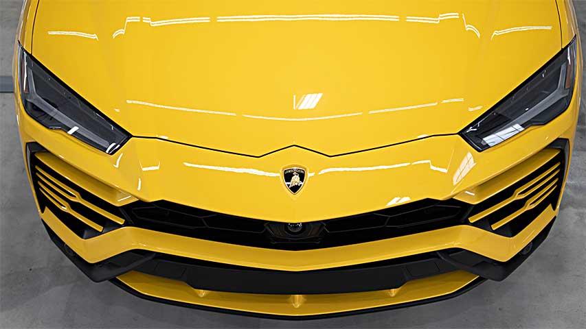 Lamborghini Urus 2020 Film Wrap