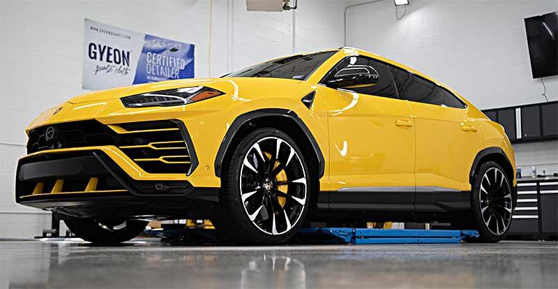 Lamborghini Urus 3030 Simple Details