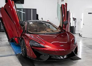 McLaren 570GT Ceramic Coating
