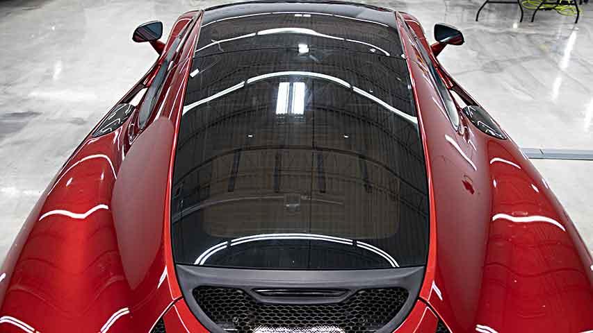 McLaren 570GT Full Wrap