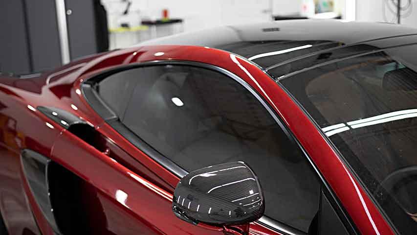 McLaren 570GT Preservation