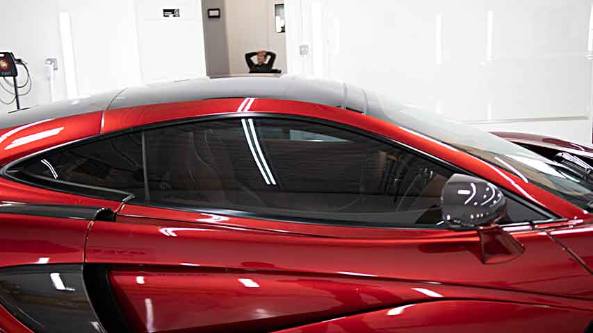 McLaren 570GT Protective Coating