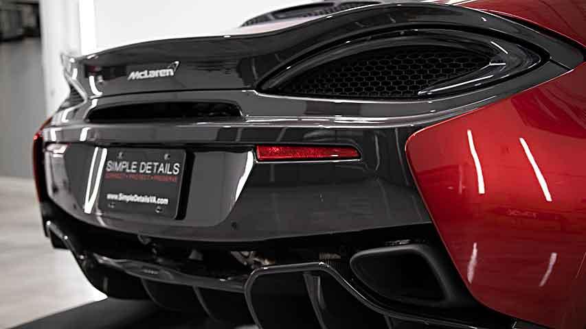 McLaren 570GT Simple Details