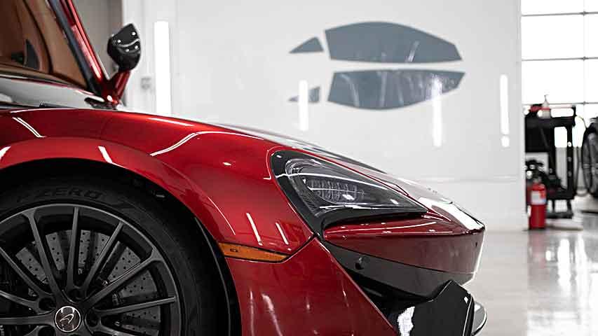 McLaren 570GT XPEL Prime XR